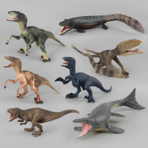 Educational Realistic Simulation Dinosaur Figures Playset Toys