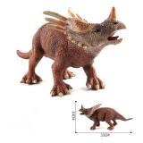 Styracosaurus Jurassic World Dinosaur Realistic Figures Playset Toys