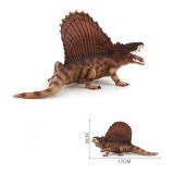 Educational Realistic Jurassic Pterodactyl Dinosaur Figures Playset Toys
