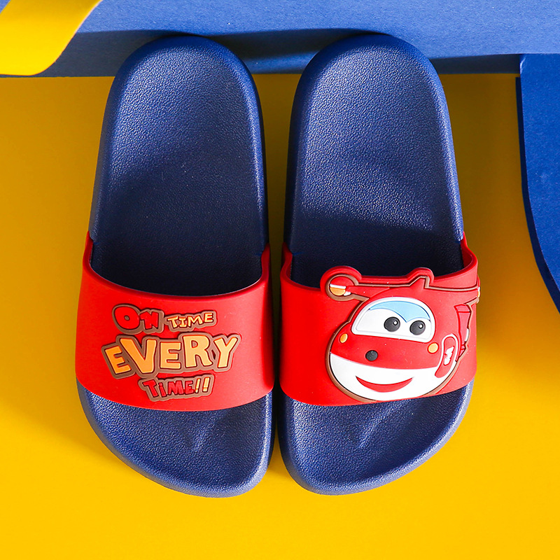 Toddlers Kids Super Flash Flat Beach Summer Slippers