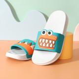 Toddlers Kids Crocodile Flat Beach Summer Slippers
