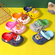 Toddlers Kids PAW Patrol Flat Beach Summer Slippers Sandal Shoes