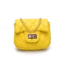 Plaids Chain Crossbody Shoulder Handbag Bag