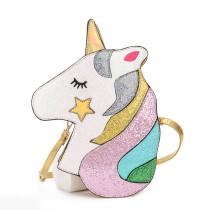 3D Dazzling Unicorn Shoulder Bags