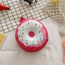Toddlers Kids Donuts Rainbow Eggshell Backpack Fashion Bags