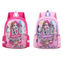 Students Primary School Backpack LOL Waterproof Schoolbags