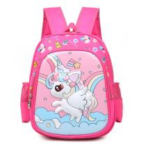 Kindergarten School Backpack Unicorn Waterproof Schoolbags For Toddlers