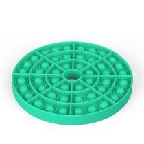 Circle Triangle Pop It Fidget Toy Push Pop Bubble Sensory Fidget Toy Stress Relief For Kids & Adult