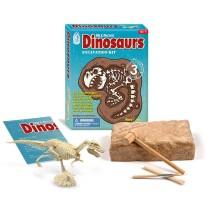 Dinosaur Tyrannosaurus Diplodocus Discovery Dig Kit Science Education Toys For Kids Teens