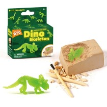 Dinosaur Skull Discovery Dig Kit Science Education Toys For Kids Teens