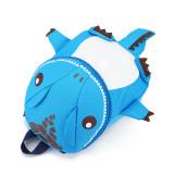 Kindergarten School Backpack 3D Cute Dinosaur Waterproof Schoolbags For Toddlers