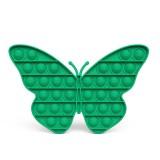 Rainbow Butterfly Pop It Fidget Toy Push Pop Bubble Sensory Fidget Toy Stress Relief For Kids & Adult