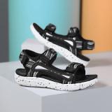 Kid Teens Boy Cut Out Sandals Shoes