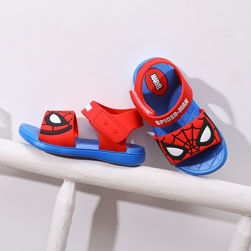 Kid Boy Spiderman Sandals Shoes