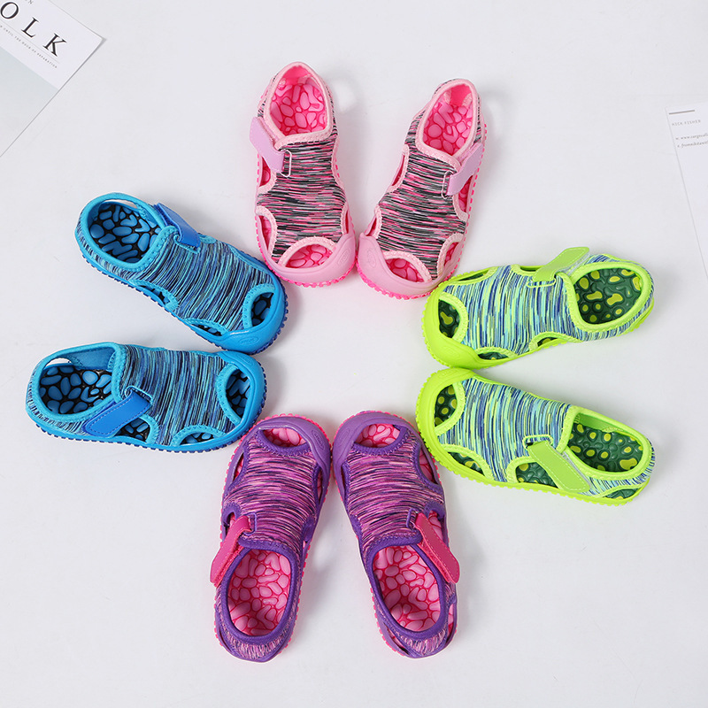 Kid Girls Boys Sports Beach Sandals Shoes