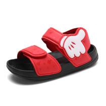 Kid Boy Mickey Thumbs Up Velcro Veins Outdoor Beach Sandals Shoes