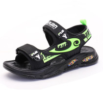 Kid Teens Boy Letters Outside Sandals Shoes