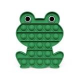 Rainbow Frog Pop It Fidget Toy Push Pop Bubble Sensory Fidget Toy Stress Relief For Kids & Adult