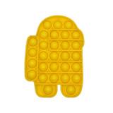 Among us Pop It Fidget Toy Push Pop Bubble Sensory Fidget Toy Stress Relief For Kids & Adult