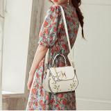 Women Crossbody Embroidered Square Handbags