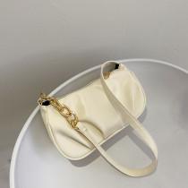 Women Shoulder Bags Armpit Underarm PU Handbags
