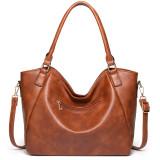 Women Crossbody Bags Retro Tassel Large Tote Handbags
