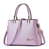 Women Crossbody PU Leather Vintage Tote Capacity Handbags
