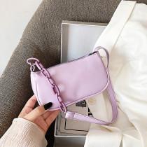 Women Shoulder Bags Armpit Underarm Chain Handbags