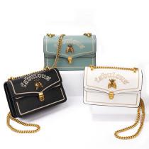 Women Crossbody Retro Little Bee Square Handbags
