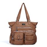 Women Shoulder Bags Soft Leather Satchel Hobo Tote Handbags