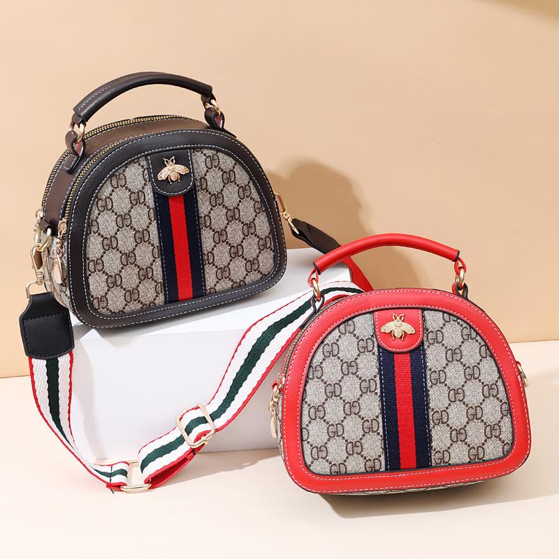 Women Crossbody Shell Bag Little Bee Handbags
