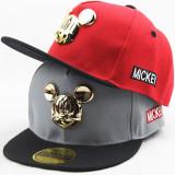 Kids Mickey Sunhat Baseball Peaked Cap