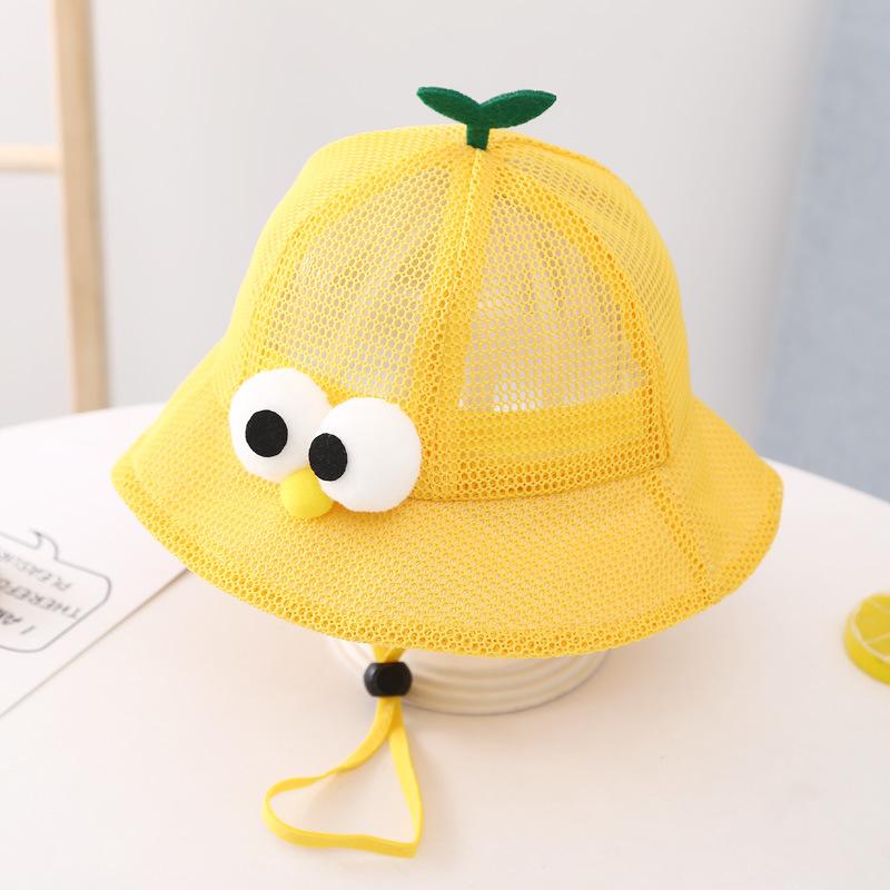 Kids Cartoon Pattern Fishmen Hat