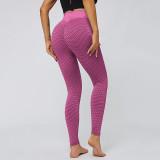 Women High Waist Tiktok Butt Scrunch Seamless Yoga Leggings