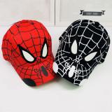 Kids Spiderman Net Sunhat Baseball Cap