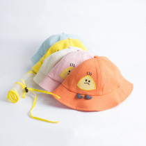 Kids Dustproof Anti Spitting Protective Visor Face Shield Bucket Hat
