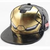 Kids Iron Man Sunhat Baseball Peaked Cap
