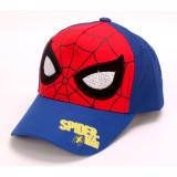Kids Spiderman Hip-hop Sunhat Baseball Peaked Cap