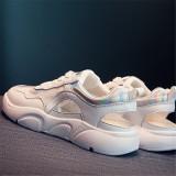 Women Cut Out Mesh Summer Flat Sport Sneakers Sandals