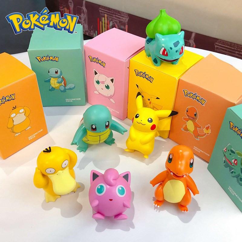 Mystery Blind Box Pikachu Series Figures