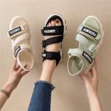 Women Casual Muffin Bottom Beach Sports Wedge Sandals