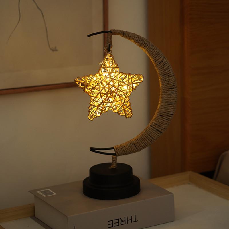 Night Light Star Rope Lamp USB Decoration Light