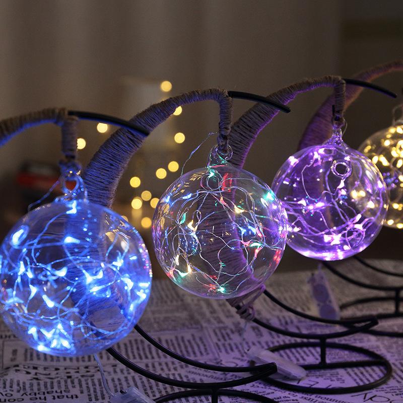Night Light Ball Lamp USB Decoration Bedroom Light
