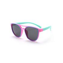 Kids Boys & Girls UV400 Protection Fashion Silicone Sunglasses