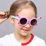 Kids Pikachu Pokemon UV Protection Silicone Sunglasses