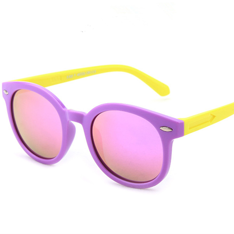 Kids Polarized Safety Sunglasses