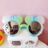 Kids Rainbow Mickey Bowknot Anti-UV Protection Fashion Sunglasses