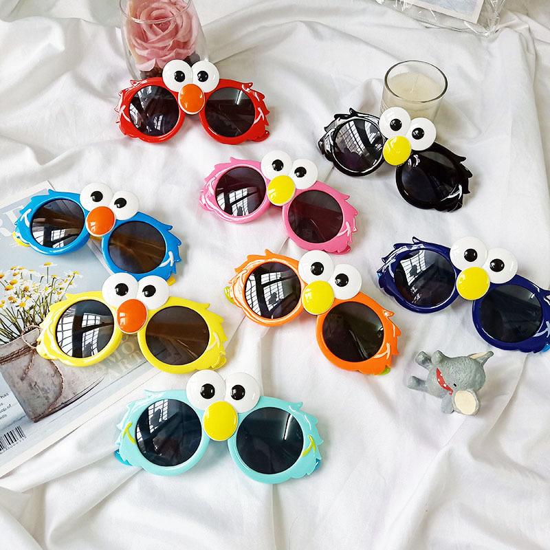 Kids Sesame Street Silicone Sunglasses