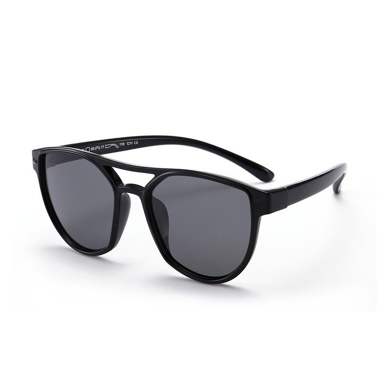 Kids Diamond Shape Silicone Sunglasses