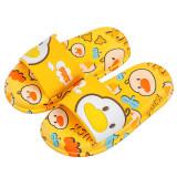 Kids Cute Duck Indoor Home Summer Slippers